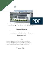 O Sistema Viga Vierendeel - Aplicação a Um Edifício