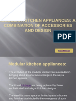 Modular Kitchen Aррlіаnсеѕ A combination of Aссеѕѕоrіеѕ and Design.pdf