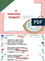 Cum Măsurăm Timpul Exerciții PPT