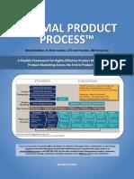 Optimal Product Process 2.1