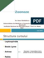 Curs Zoonoze 2016