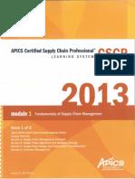 2013 Module 1 Book 1