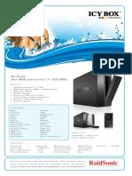 Datasheet Ib-3662U3 e