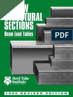 STEEL_HSS_beam_load_table_bro.pdf
