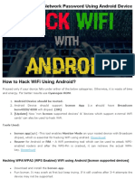 Crack WiFi Network Password Using Android Device.pdf
