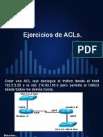 Ejercicios de ACL