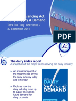 Dairy Index Presentation 2014
