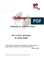 Challenge Day Lesson Guide