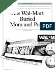 Wal-Mart Retail Study