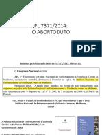 PL 7371 - O Abortoduto - FINAL