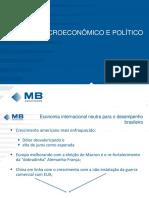 17 05 31 - Cenário Macroeconômico
