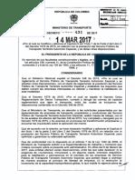 DECRETO 431 DEL 14 DE MARZO DE 2017.pdf