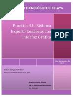 Practica 4.b. Sistema Experto Cesareas Con Interfaz