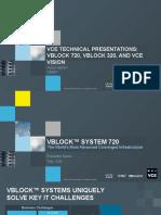 Vblock Technical Presentation