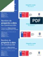 Vallas de Obra_PMU Educacion 2015