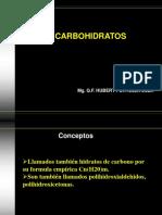 cabohidratos uap