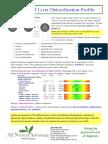 Functional Liver Detoxification