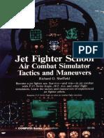 Jet Fighter School - Air Combat Simulator Tactics and Maneuvers