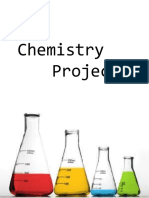 Chemistry project on evaporation rate of different liquids