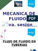 Cl.08_flujo de Fluido en Tuberias