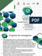 Evaluación Programa Investigación (Solleiro)