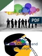 Language IV Presentation