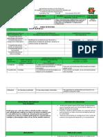 Propuesta de Formato de Planificación