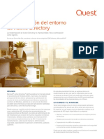 Modernizaci n de Su Entorno de Active Directory White Paper 22458