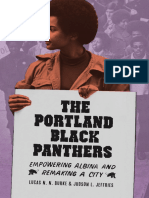 The Portland Black Panthers