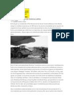 Las minas abiertas de América Latina