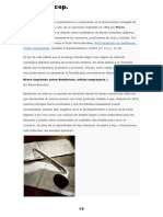 09019030 BOURDIEU - Breve Impromptus Sobre Beethoven, Artista Empresario