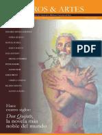 Libros & Artes No 10 (Abr, 2005) a Miguel de Cervantes