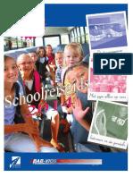schoolreisgids 2014