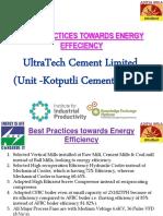 Ultrarech Cement Limited KEP02 02