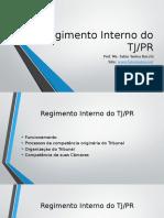 regimento interno tjpr.pptx