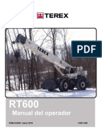Manual Operador RT600