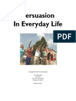 1311 Persuasion in Everyday Life Guide