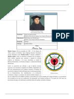 [PD] Documentos - Martin Lutero