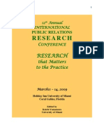 IPRRC 12 Proceedings