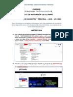 Guia de Inscripcion Chamilo - Derecho Municipal y Regional