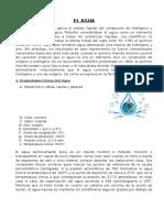 Agua Informac II