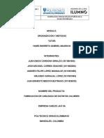 Proyecto Organización y Metodos(PARA ENTREGA)
