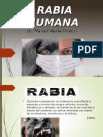1 - Rabia Humana