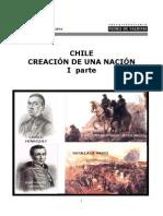 Chile Creacion de Una Nacion i