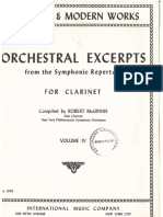 Solos Orquesta Clarinete Book 4 IMC