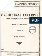Solos Orquesta Clarinete Book 1 IMC