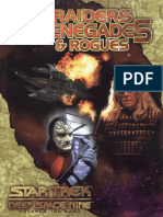 Star Trek DS9 RPG - Raiders Renegades & Rogues