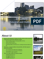 UI Lakes- Potential and Challenges