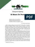 Kipling, Joseph Rudyard - El Bisara De Pooree.doc