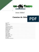 Babel, Isaac - Cuentos De Odesa.doc